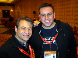 I met up with Peter Diamandis of X-price fame